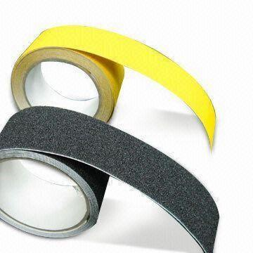 Aluminium Foil Backing Non-Skid Tape - (conformable non skid tape, for uneven surfaces)